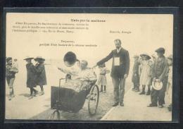 54 - NANCY : Albert DESJARDINS, Ex Représentant De Commerce, - Nancy