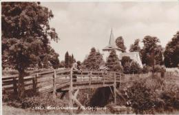 Parish Church West Grinstead Postcard (SX70593) - Other
