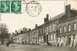 ARDENNES 08.RIMOGNE PLACE DE LA POSTE - Other Municipalities
