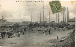 ARDENNES 08.FLIZE VUE PARTIELLE DES FORGES - Other Municipalities