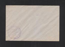 Blanko-Umschlag Etappen-Kommando 14 Abt. Ro. - Briefe U. Dokumente
