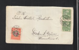 KuK Brief Vignette Wiener Messe 1914 - Briefe U. Dokumente