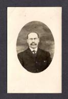 REAL PHOTO CABINET - VRAIS PHOTO POSTCARD - AROUND 1910 -1920 - PHOTO D'UN GRAND PÈRE - Photographie