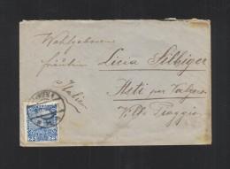 KuK Brief Vignette Reichsverein Für Kinderschutz - 1850-1918 Imperium
