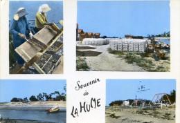 Souvenir Multivue De : La Hume - Tuiles Et Huitres - France