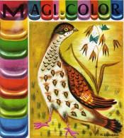 ALBUM A PEINDRE - Année 1950 - Les Animaux. Réf:1400/22- Maison JESCO-IMAGERIE. Paris. Genève - Voir Les 5 Scannes. - Non Classés