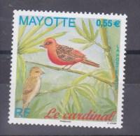 Mayotte N ° 221** - Neufs