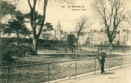 La Rochelle  Square Valin   Cpa - La Rochelle