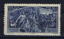 Poland: 1933 Mi 283 MH/* - 1919-1939 Republiek