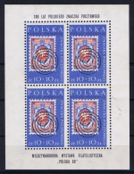 Poland: Mi  1177 Kleinboog  1960 MNH/** - Blokken & Velletjes