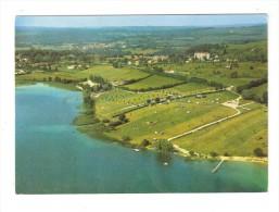 CSM   39 - Clairvaux Les Lacs : Le Lac & Les Campings : Vue Aérienne - Clairvaux Les Lacs