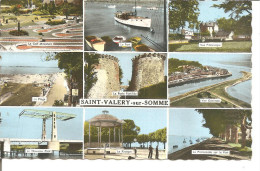 SAINT VALERY SUR SOMME  Multivues - Saint Valery Sur Somme