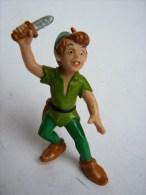 FIGURINE PETER PAN Walt Disney BULLY 1993  - MODELE RONDOUILLARD