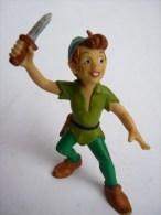 FIGURINE PETER PAN Walt Disney BULLY 1993  - VARIANTE MODELE FIN - Disney