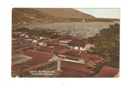 CPA : La Guaira : Saluto De Venazuela : Puerto De La Guaira :Port De La Guaira -  Maisons - Océan - Bateaux ... - Venezuela