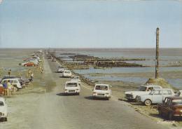 ¤¤  85.163.67 -   ILE De NOIRMOUTIER -  Le Passage Du Gois  Reliant  L'Ile Au Continent    ¤&curren - Ile De Noirmoutier