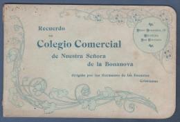 CATALUÑA - RECUERDO DEL COLEGIO COMERCIAL DE NUESTRA SEÑORA DE LA BONANOVA - PASEO BONANOVA 12 BARCELONA SAN GERVASIO - Barcelona