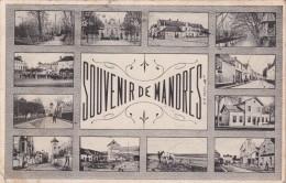94-   MANDRES Souvenir - Mandres Les Roses