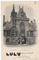 DEPT 18 , Bourges , Le Palais Jacques Coeur ( Précurseur ) - Bourges