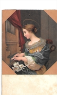 Die Heilige Cécilie. Sainte Cécile, Orgue - Fêtes - Voeux