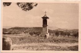 Cpa Oratoire ND Dame D´APT Vaucluse, Devant L´entrée Du Château De St Jean Près De PEROTET    (31.24) - Monuments