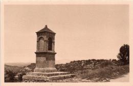 Cpa Oratoire ST MICHEL, à MAUBEC, Vaucluse, Route Venant De BEDOIN  (31.25) - Virgen Mary & Madonnas