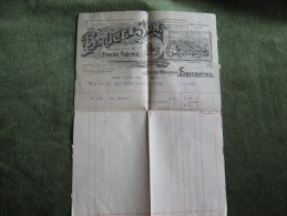 Bruce & Son-Successors To H.Turner & Son,Manufacturers Of Elastic Fabrics 1908 - United Kingdom