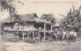 Cambodge - Environs De Pnom-Penh - Villa Habitation - Cambodge