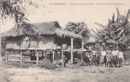 Cambodge - Environs De Pnom-Penh - Villa Habitation