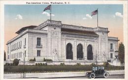 Pan-American Union, Washington D. C. PU-1922 - Washington DC