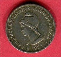 500 REIS 1889 TTB  14 - Brasilien