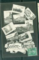 Carte, Multivues, Souvenir De Morestel Dar 89 - Morestel