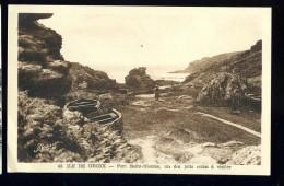 Cpa Du  56  Ile De Groix  Port  Saint Nicolas  Un Des Jolis Coins à Visiter   BCH16 - Groix
