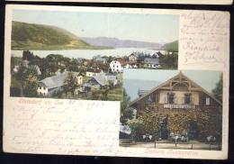 AK     STEINDORF AM SEE  1902   LISTNERS RESTAURATION - Österreich