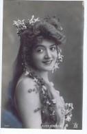 Alice Bonheur , Artiste 1900 , Edit. S.W. Paris - Artisti