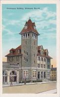 Kentucky Richmond Government Building - Richmond