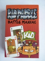 JEU 54 CARTES - KID PADDLE - CARTA MUNDI 2004 - PUBLICITAIRE Mc DONALD'S - MIDAM - Books, Magazines, Comics