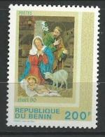 "Benin YT 691 "" Noël "" 1990 Neuf** - Bénin – Dahomey (1960-...)"