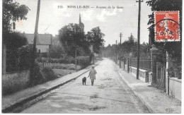 BOIS LE ROI - Avenue De La Gare - Bois Le Roi