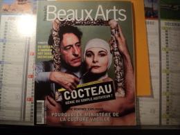 BEAUX ARTS N°232 DE SEPTEMBRE 2003. EVENEMENT A BEAUBOURG. COCTEAU... DE HITLER A SADDAM ART SOUS DICTATURE / JIRO TANI - Arte