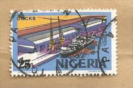- 601 KA - Nr 292 - Nigeria (1961-...)