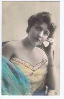 Piron , Artiste 1900 , Edit S.W. , Photo Reutlinger , Colorisée Et Peinte - Entertainers