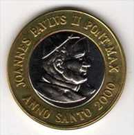 1 Euro De Fantasie : Vatican Joannes Pavlvs II Pont Max : Anno Santo 2000 - Other