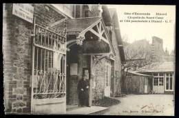 Cpa Du  35 Dinard Chapelle Du Sacré Coeur Et Cité Paroissiale à Dinard      BCH15 - Dinard