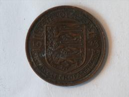 JERSEY 1/12 SHILLING 1923 - Jersey