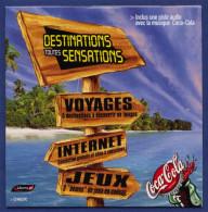 LIBERTY SURF. COCA COLA. Destination Toutres Sensations. - Kits De Connexion Internet