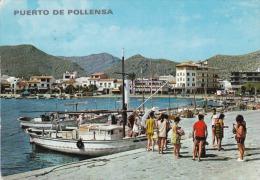 España-Mallorca-Puerto De Pollensa - Mallorca