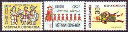 VIET NAM - CONG  HOA - MILITAR UNIFORM - **MNH - 1972 - Militares