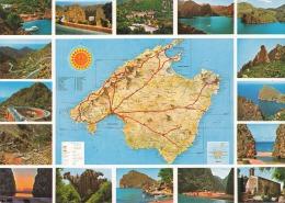 España--Mallorca--1983--Lluch--Calobra-- - Mapas