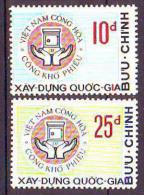 VIET NAM - CONG  HOA - SAVING - BONDS - **MNH - 1972 - Monedas